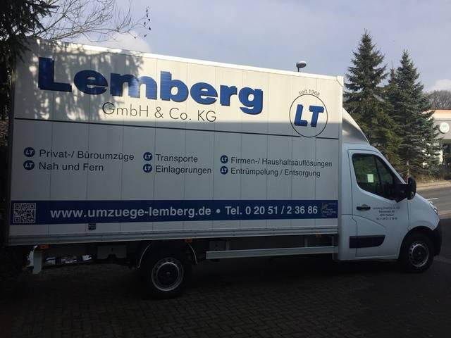 Umzugsunternehmen Mettmann umzüge lemberg seit 1968 das umzugsunternehmen für ihren umzug in